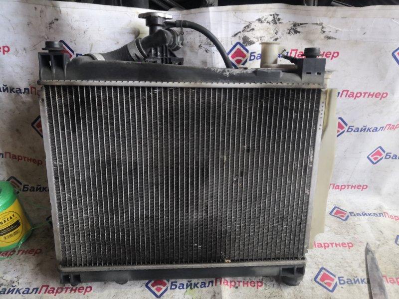 Радиатор двс Toyota Platz NCP16