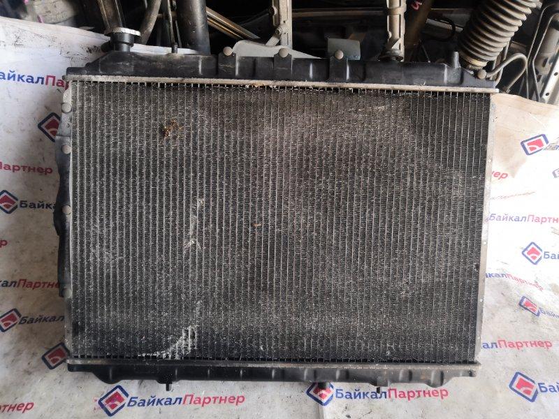 Радиатор двс Nissan Largo VNW30 CD20