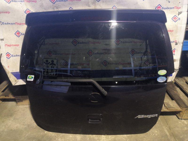 Дверь 5-я Mazda Az-Wagon MJ23S