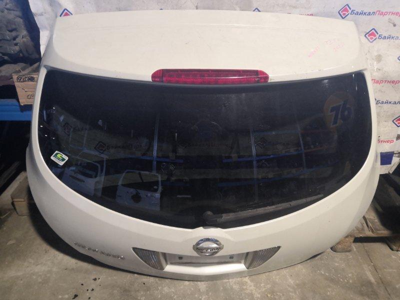 Дверь 5-я Nissan Murano TZ50 QR25DE задняя