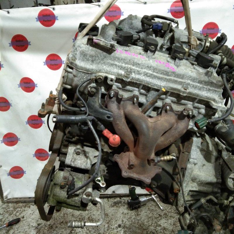 Двигатель Nissan Wingroad VFY11 QG15DE 2002 6698