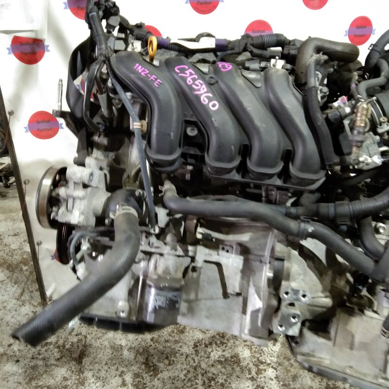 Двигатель Toyota Auris NZE151H 1NZ-FE 6748