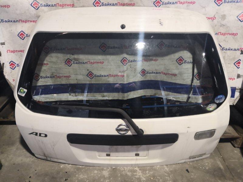 Дверь 5-я Nissan Ad VHNY11 QG18DE