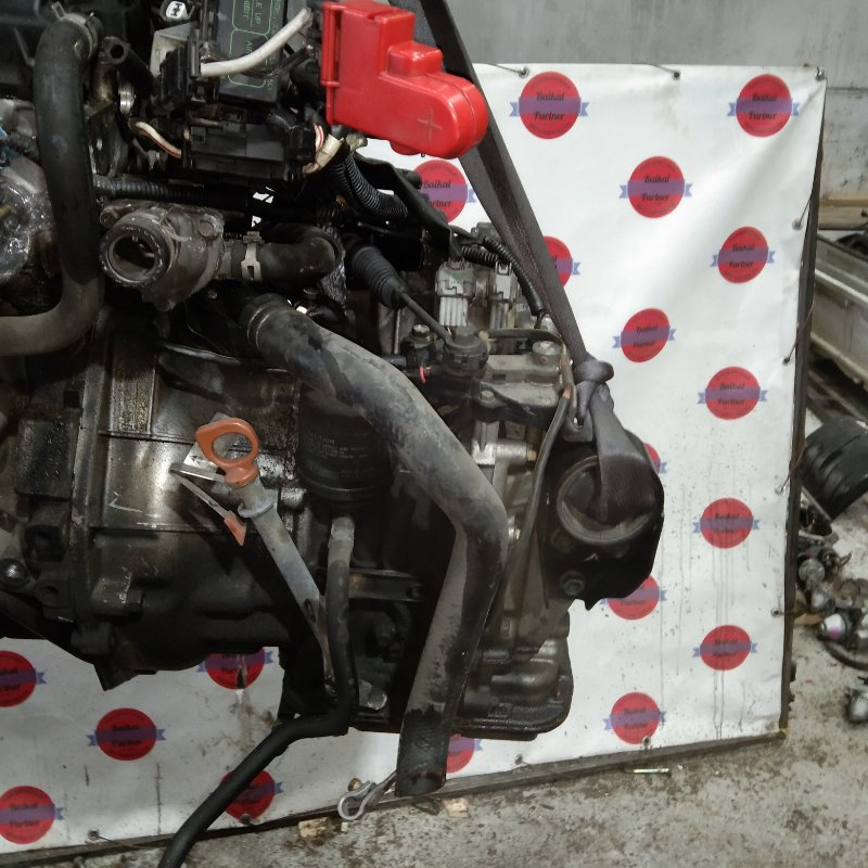 Акпп Nissan Cube ANZ10 CGA3DE 6704