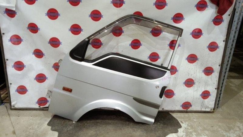 Дверь Nissan Vanette SK82MN передняя левая 6427