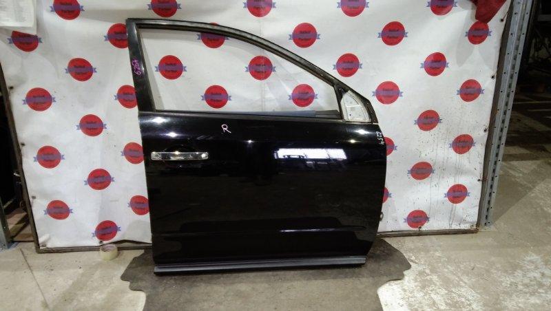 Дверь Nissan Murano TZ50 QR25DE 2004 передняя правая 6254