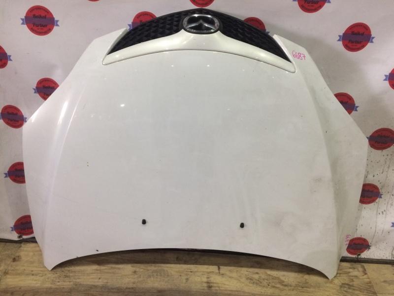 Капот Mazda Axela BK5P 2007 6687