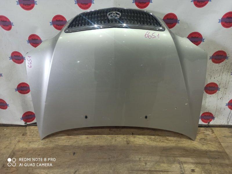 Капот Toyota Gaia ACM10G 2001 6651