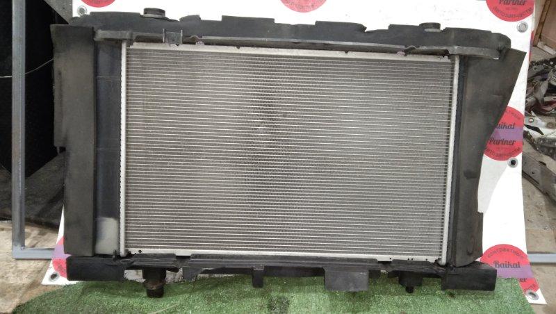 Радиатор двс Toyota Mark X Zio ANA10 2008 6709