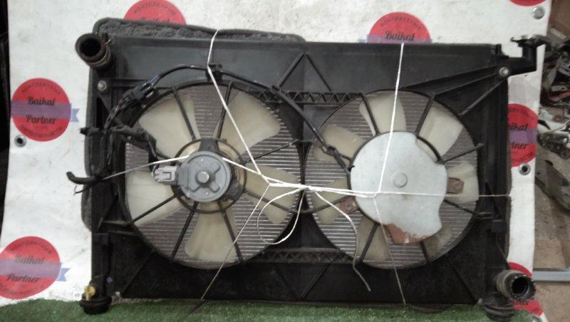 Радиатор двс Toyota Isis ANM15W 2005 6789