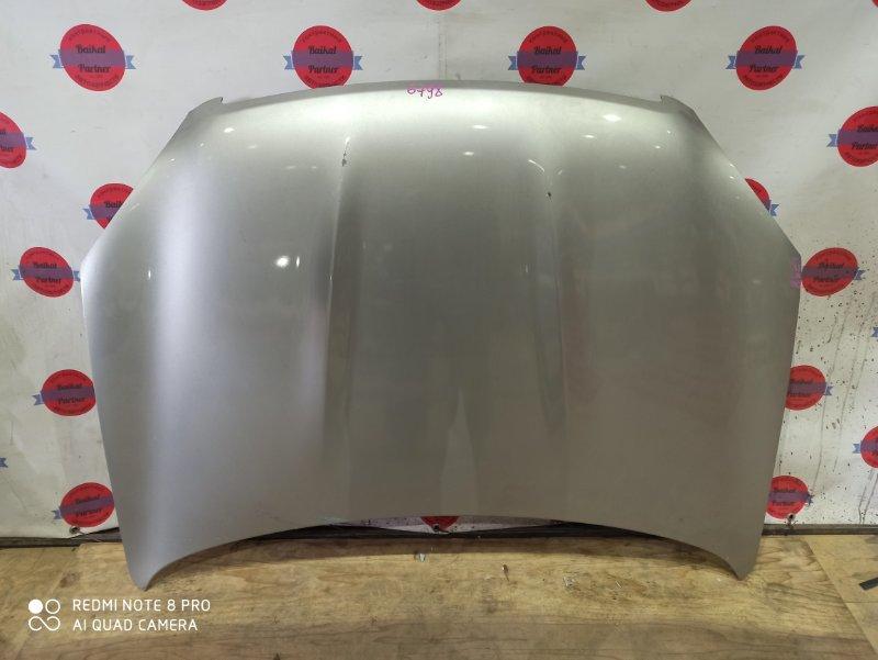 Капот Nissan Qashqai J10 6798