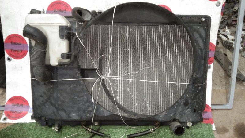 Радиатор двс Toyota Verossa GX115 2002 6638