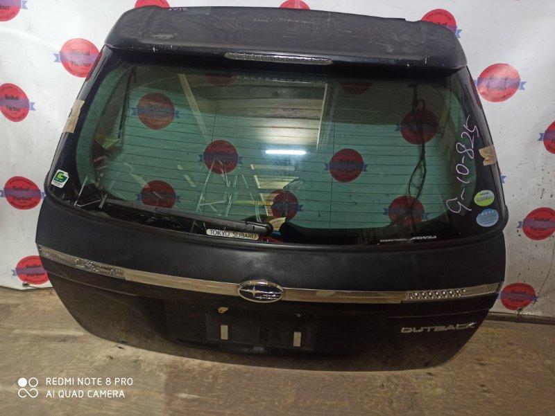 Дверь 5-я Subaru Outback BP9 2006 задняя 6752