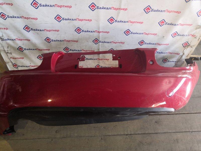 Бампер Mazda Mx5 задний