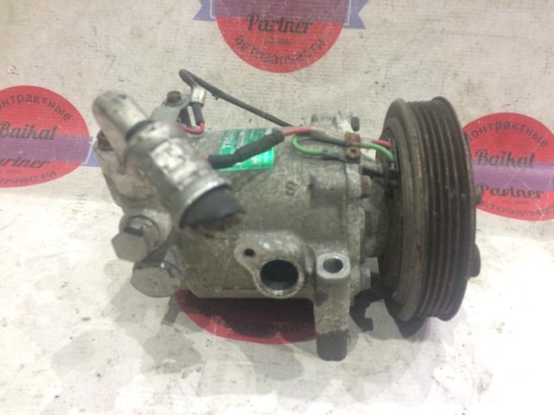 Компрессор кондиционера Honda Life JB6 P07A 09.2003 6734