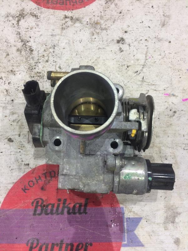 Заслонка дроссельная Honda Life JB6 P07A 09.2003 6734