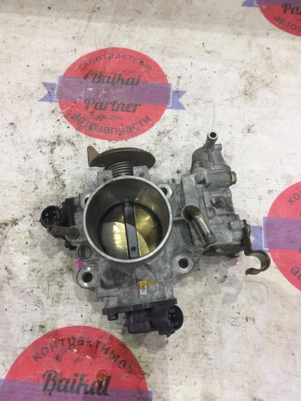 Заслонка дроссельная Honda S-Mx B20B 6621