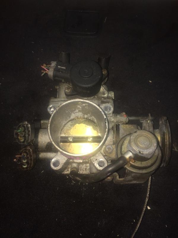 Заслонка дроссельная Nissan SR20DE 6640
