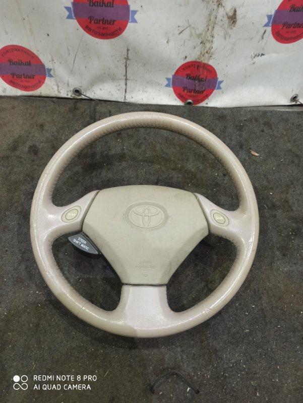 Airbag на руль Toyota Vista Ardeo SV55G 1998 6636