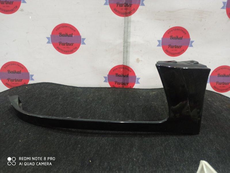 Планка под фару Subaru Forester SG5 2002 правая 6836