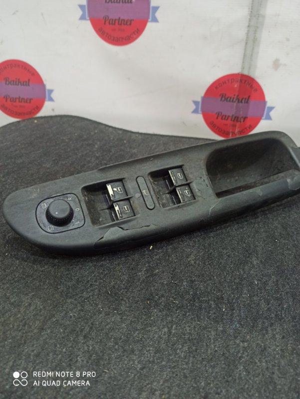 Блок управления стеклами Volkswagen Passat B6 2006 6236