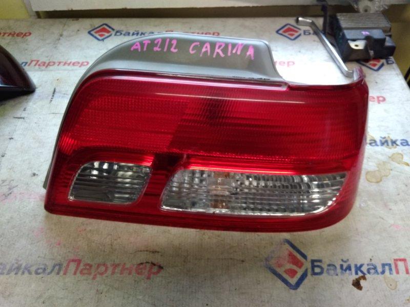Стоп Toyota Carina AT212 задний правый 20-405