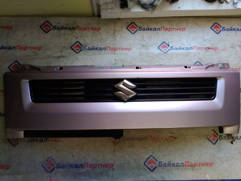 Решетка радиатора Suzuki Wagon R MH21S K6A 20250