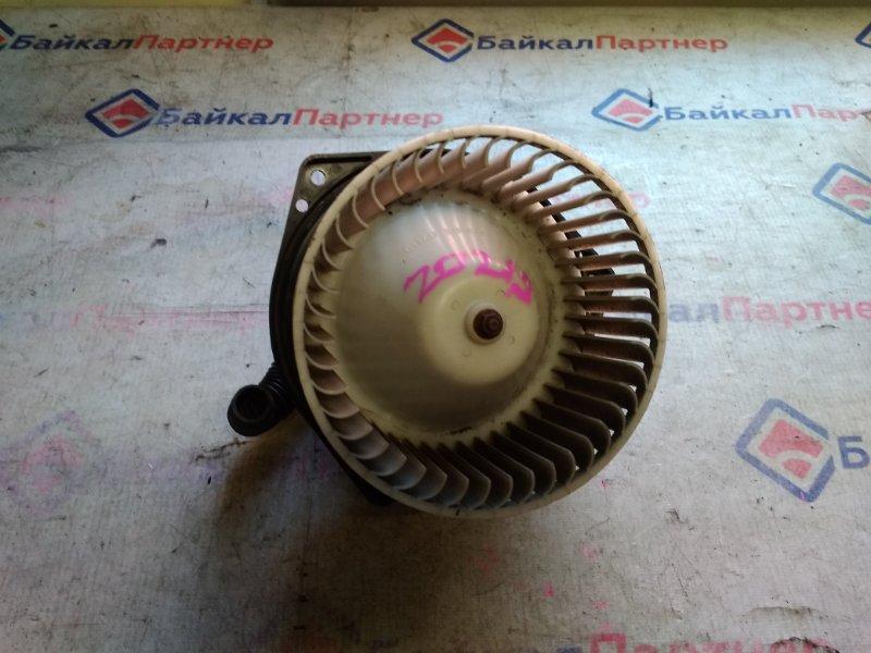 Мотор печки Nissan Ad WFNY10 GA15DE