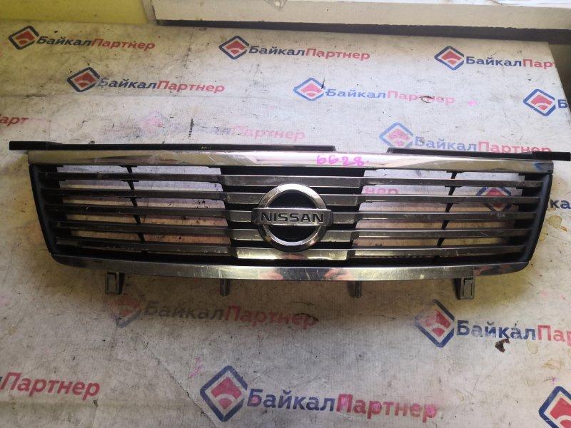 Решетка радиатора Nissan Sunny FB15 2003 6628