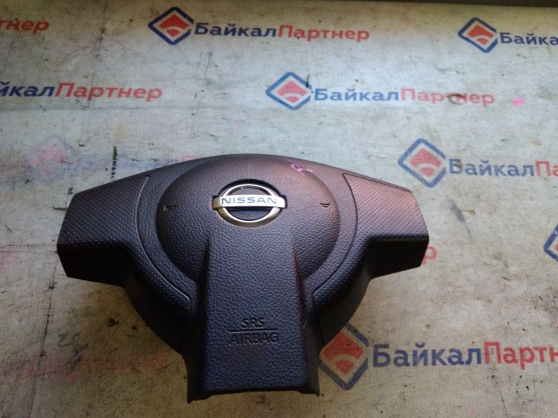 Airbag на руль Nissan Note E11 HR15DE 20244