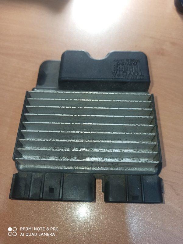 Блок упр. инжекторами Toyota Rav4 ACA21W 1AZ-FSE 2001 89871-20040