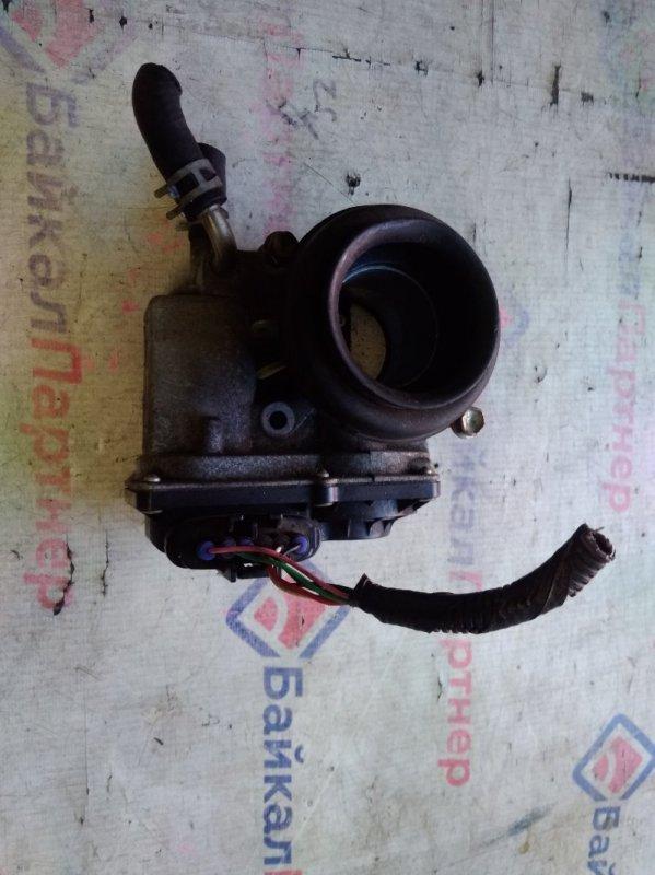 Заслонка дроссельная Toyota Passo KGC35 1KR-FE 2012 20295