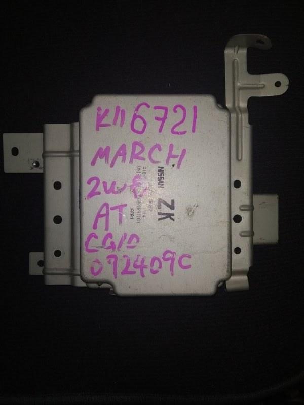 Блок efi Nissan March K11 CG10DE 6721