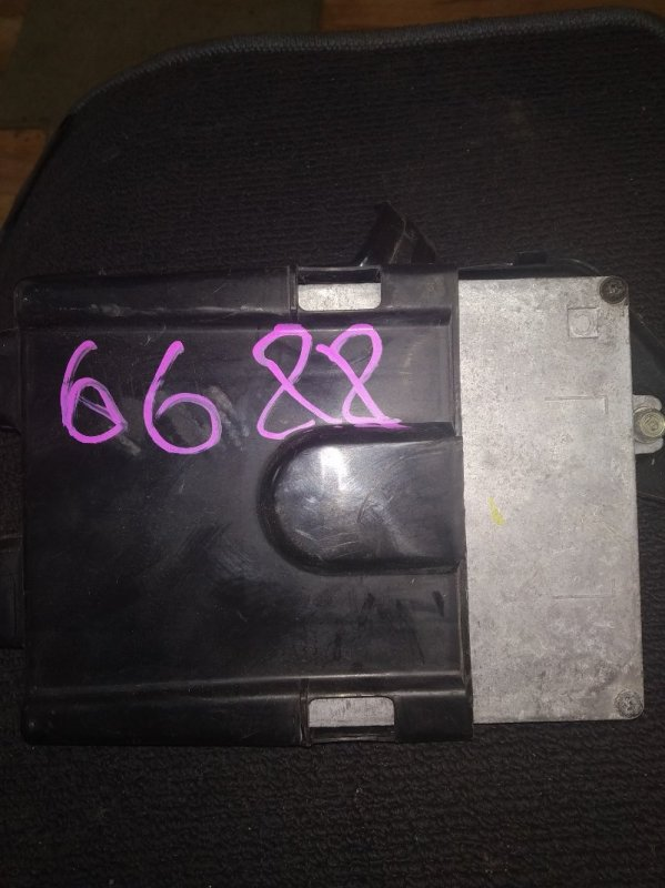 Блок efi Honda Fit GE6 L13A 2010 6688