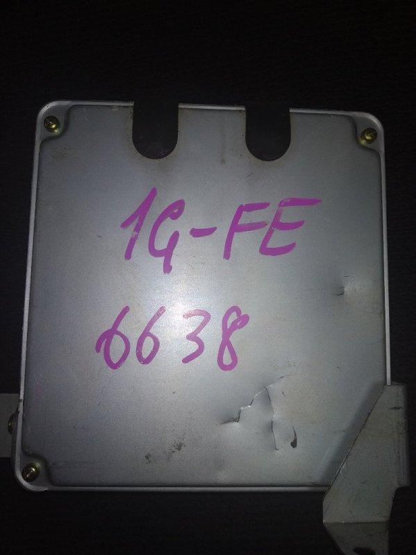 Блок управления двс Toyota Verossa GX115 1G-FE 2002 89661-2a130