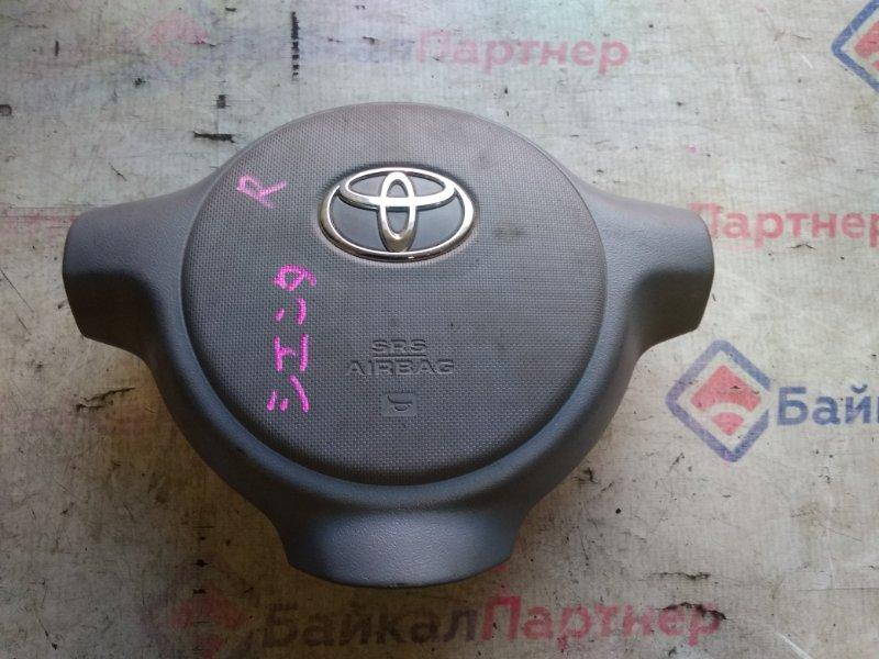 Airbag на руль Toyota Sienta NCP81G 20337
