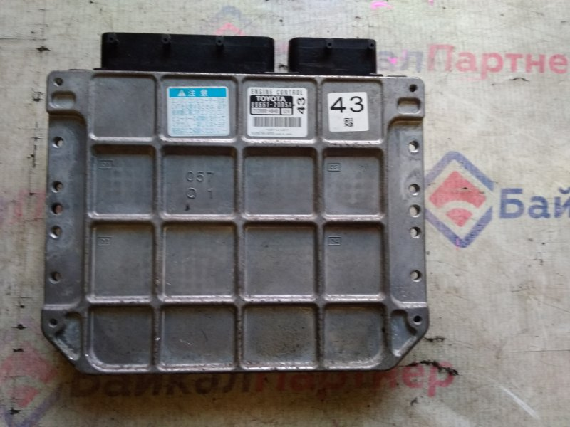Блок efi Toyota 2ZR-FE 89661-20B51