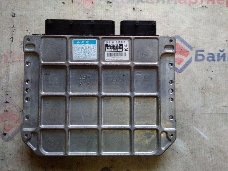 Блок efi Toyota 3ZR-FE 89661-28С70
