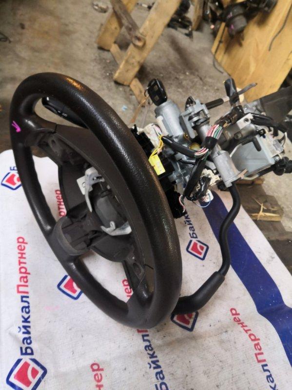 Рулевая колонка Toyota Passo KGC30 1KR-FE 2012 20329