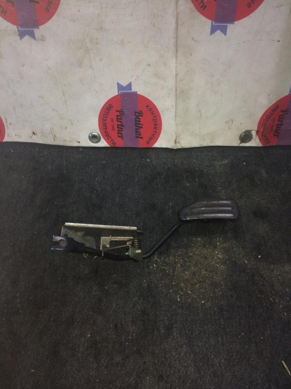Педаль акселератора Suzuki Jimny JB23W K6A 6656