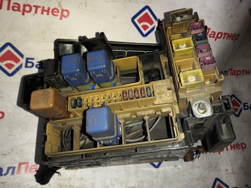 Блок предохранителей Nissan Skyline HR34 RB25DE 1999 4012