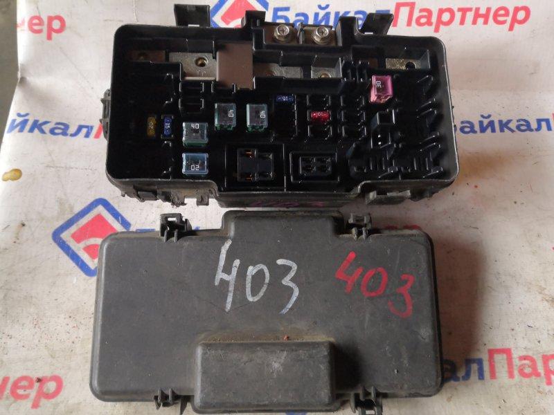 Блок предохранителей Honda Step Wagon RF3 K20A 2001 403