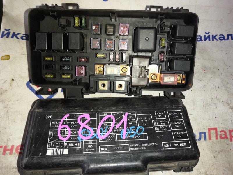 Блок предохранителей Honda Avancier TA1 F23A 2000 6801