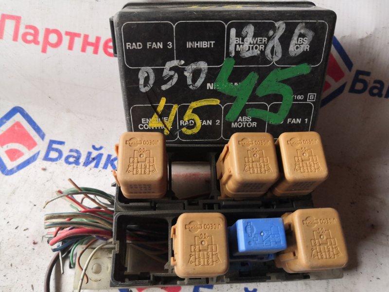 Блок предохранителей Nissan Cefiro A33 VQ20DE 1999 45