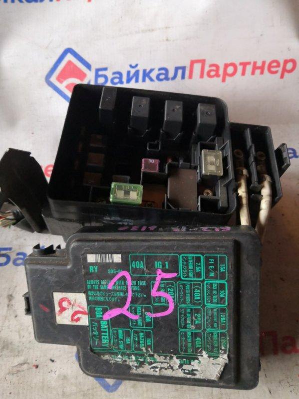 Блок предохранителей Honda Partner EY8 D16A 1998 25