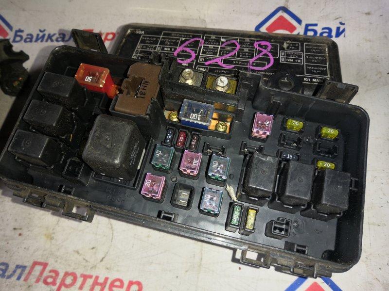 Блок предохранителей Honda Torneo CF3 F18B 2001 628