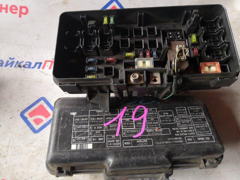 Блок предохранителей Honda Avancier TA1 F23A 2001 19