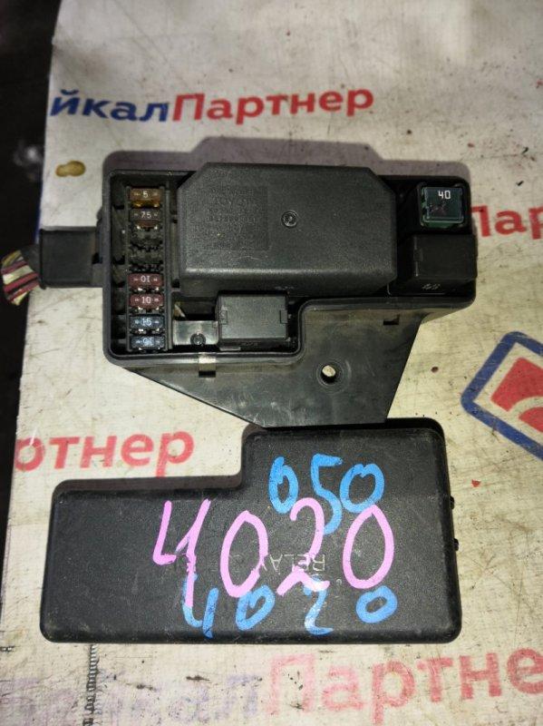 Блок предохранителей Toyota Nadia ACN15H 1AZ-FSE 2002 4020