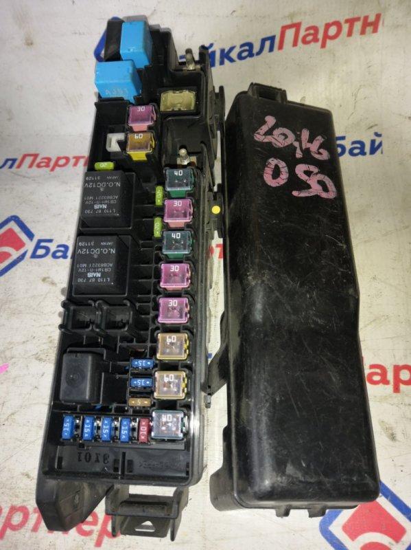 Блок предохранителей Mazda Mpv LW3W L3-VE 2004 2076