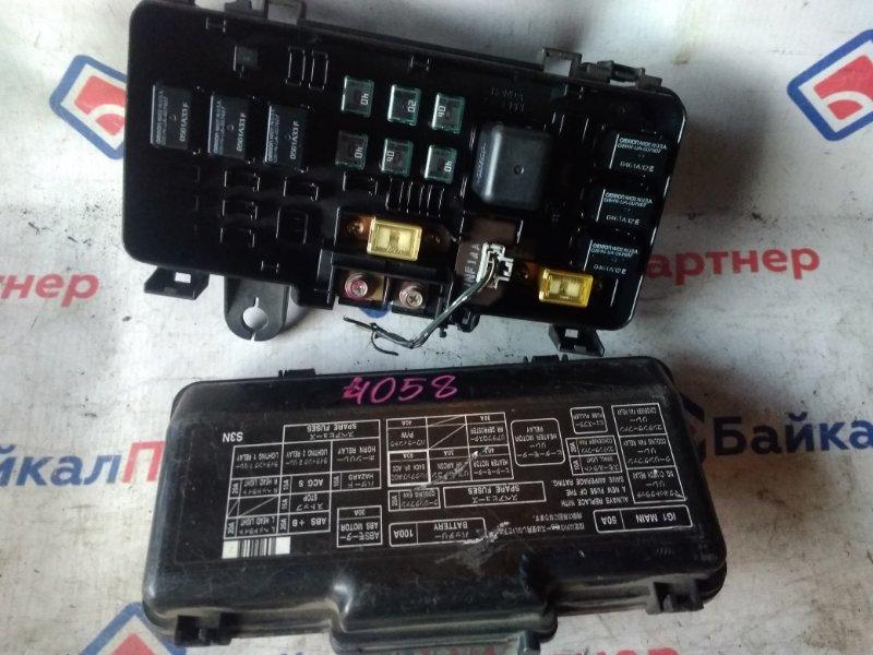 Блок предохранителей Honda Inspire UA4 J25A 2002 4058